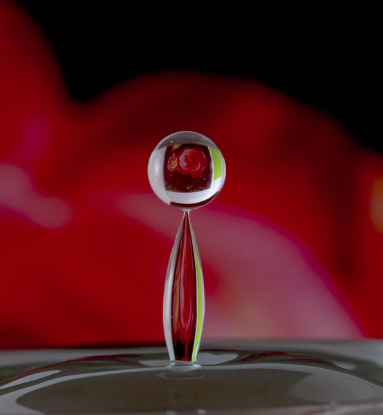 Water Drop Glass