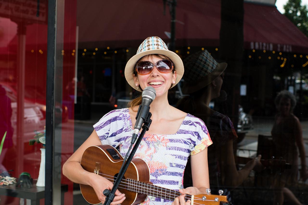Asheville Musician