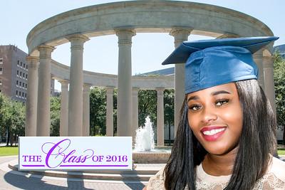 Ashley's Grad Photos