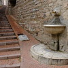 Water Fountain, Assisi