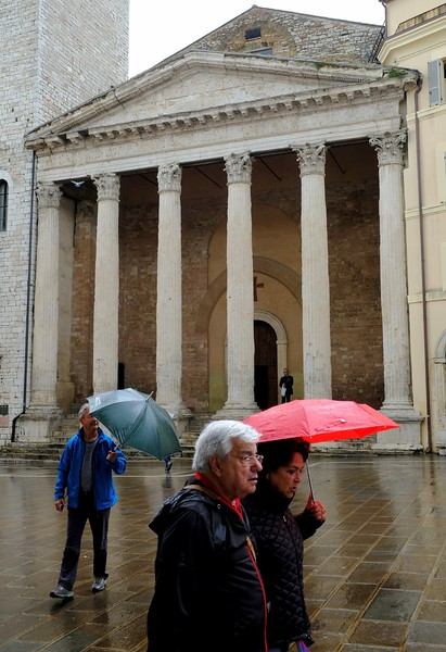 Minverva Temple, Assisi