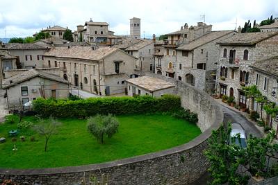 Roman Amphitheatre, Assisi