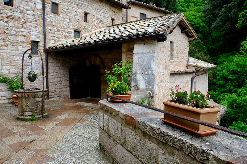 Eremo delle Carcere (Hermitage of Saint Francis), Assisi