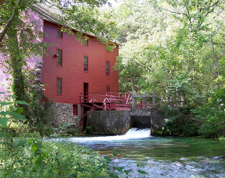Alley Spring Mill