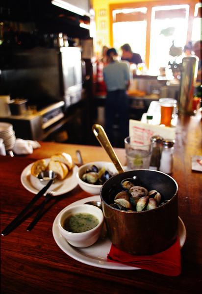 The Fish Market Restaurant, Del Mar, California.