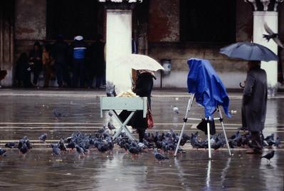 Venice, Italy, February, 1980.