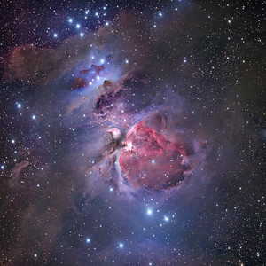 M42 from NMSkies and Celestron RASA