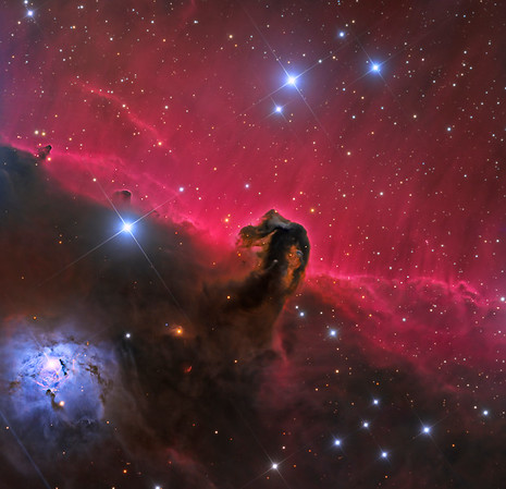 HorseHead IC434 from SRO