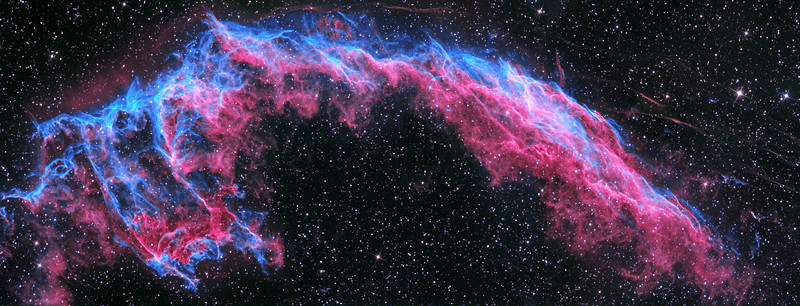 The Eastern Veil Nebula NGC 6960