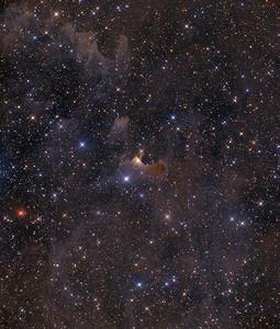 VDB 141 The Ghost Nebula