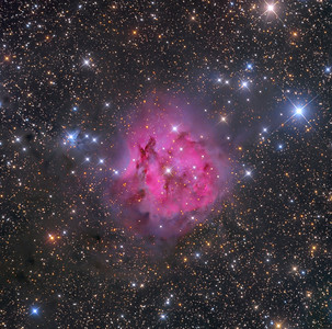 IC 5146 The Cocoon Nebula