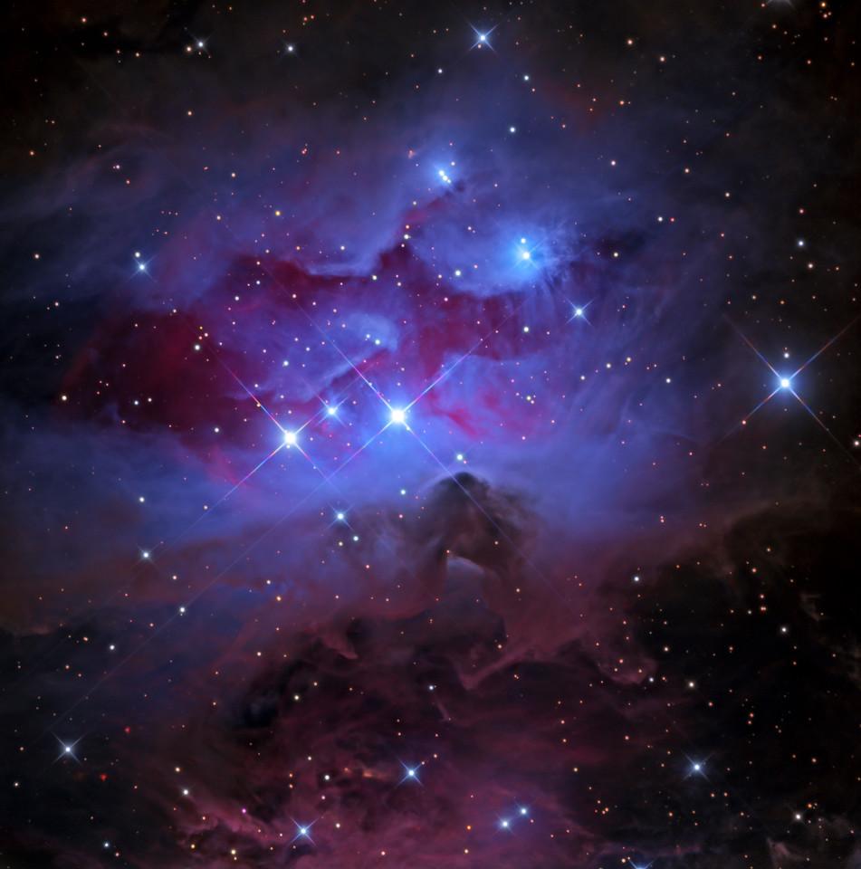 NGC 1977 The Running Man Nebula
