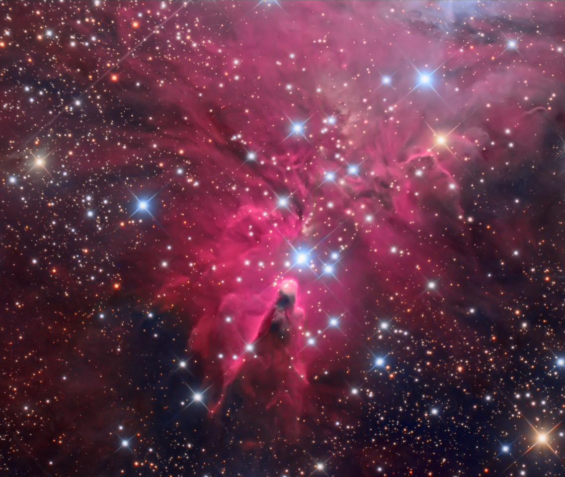 Cone Nebula NGC 2264