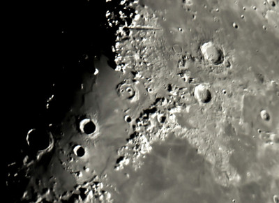 Moon Close up.