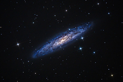 NGC 253 The Sculptor Galaxy
