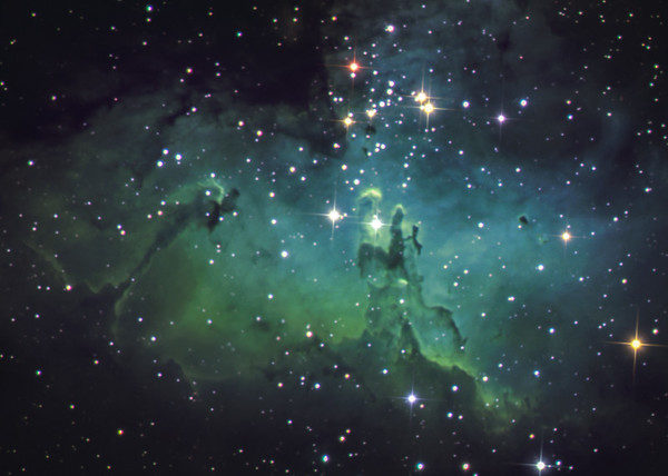 Pillars of Creation in M16