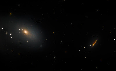 Bode's and Cigar Galaxy