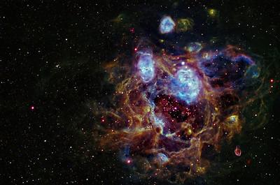 NGC1760 Nebula