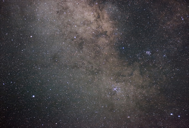 Milky Way up close