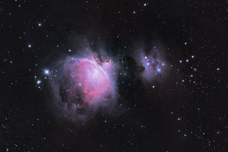 M4 Great Orion with NP101is