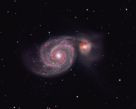 Whirlpool Galaxy (M51)