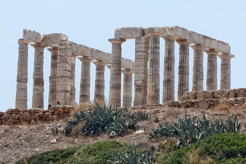 Poseidon's Temple at Cape Sounion