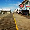 Boardwalk in Atlantic City New Jersey