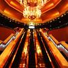 Escalator at Trump Casino in Atlantic City