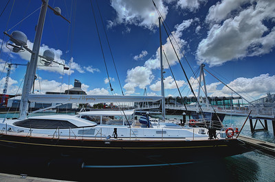 Auckland. Harbor.