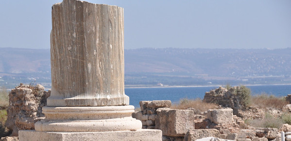 Tyre, founded around 2750 BC according to Herodotus, an ancient Phoenician city and the legendary birthplace of Europa and Elissa