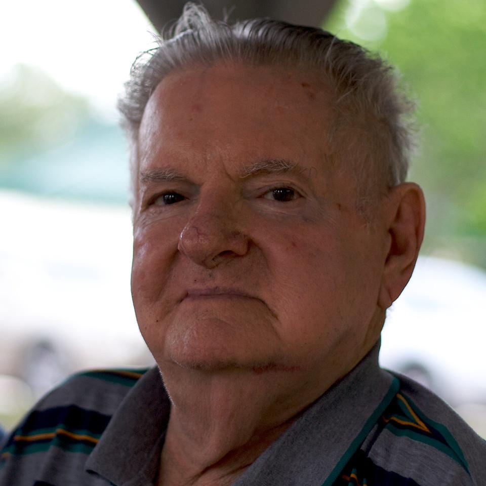 Paw Paw Portrait