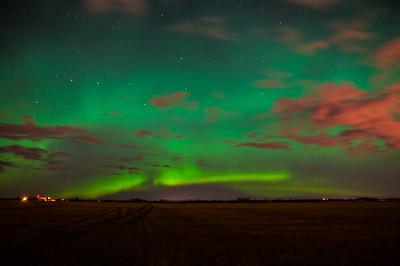 Aurora Borealis October 13, 2012