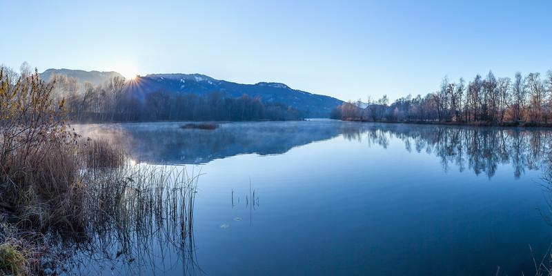 Blau - Alter Rhein