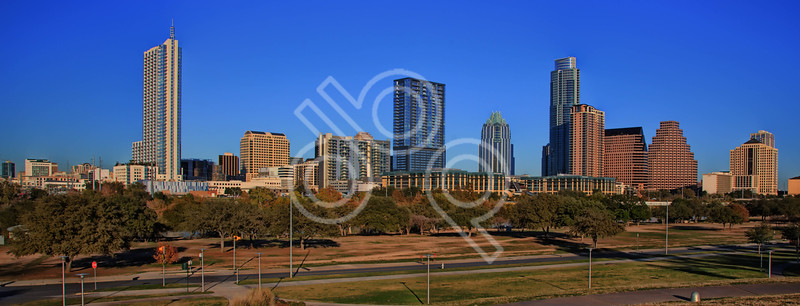 Austin Skyline 11-28-2011
