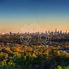 Austin Skyline from Mount Bonnell - 11-30-2011