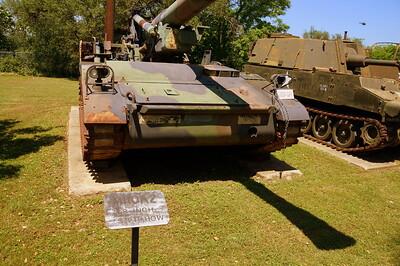 Camp Mabry Armored Row 4.15.16