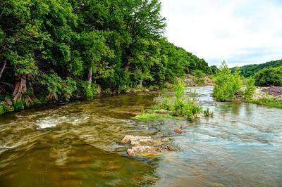 Pedernales River HDRs 4.23.15