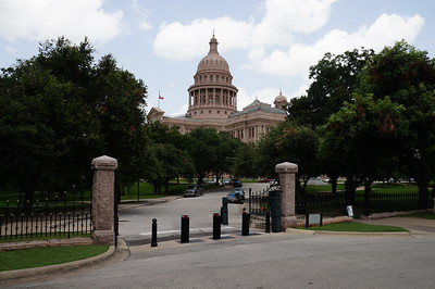 Texas Capitol and Grounds 7.6.15
