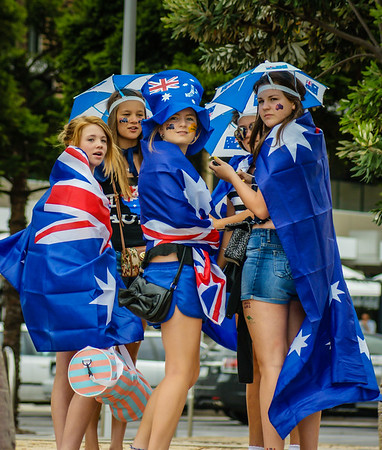 Australia Day 2014