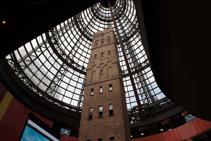 Old Shot Tower