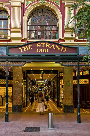 The Strand Shopping Mall