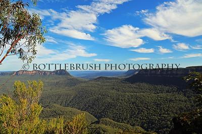 The Blue Mountains, Australia.