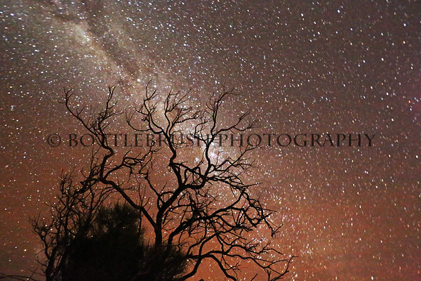 Milky Way in the Norhtern Territory, Australia