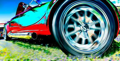 Spining Wheels