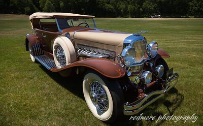 1932 Duesenberg SJ Dual-Cowl Phaeton