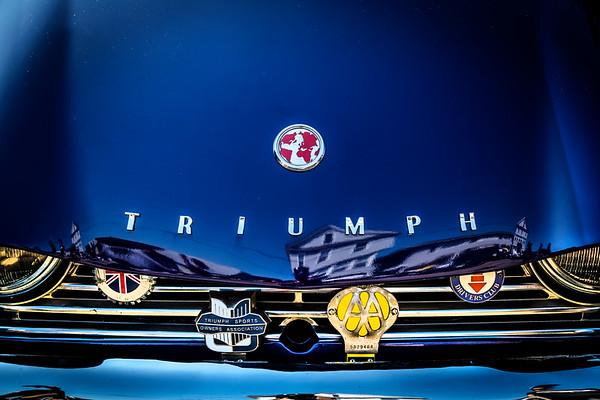 1966 Triumph TR 4A