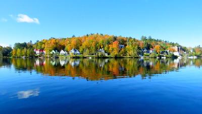 ##Lake Flower, in the village of Saranac Lake, NY, oct 8, 2019, 1020am  IMG_3609  IMG_3609  IMG_3609