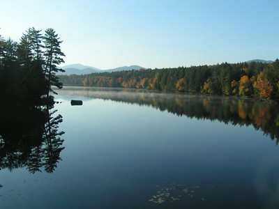 second pd, 8am, hwy 3, 4 miles east of saranac lake, oct 7, 2004i
