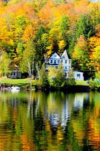 ##Lake Flower, in the village of Saranac Lake, NY, oct 8, 2019, 1022am  IMG_3618  IMG_3618
