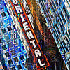 Oriental Theater, Chicago #752-54-55-72